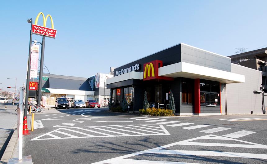 マクドナルド 松井山手店 | 京阪東ローズタウン|JR松井山手駅